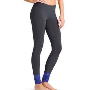 Athleta pile full length legging tight size XS